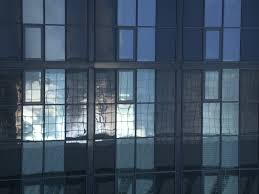 Image After Textures Wall Glass Window Windows Blue Reflection