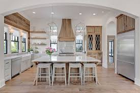 9 dream farmhouse kitchen designs to inspire your remodel check out these dreamy farmhouse inspired