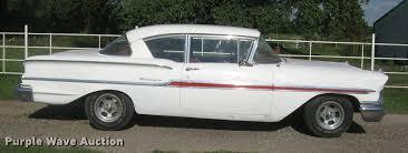 1958 Chevrolet Biscayne | Item L2275 | SOLD! September 13 Ve...