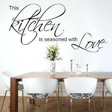 wall decals for kitchen wall art decals kitchen