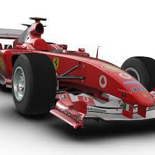 Ferrari f2004 rubens barrichello rare formula 1 f1 diecast car 1:43 + magazine. Ferrari F2004 Cgtrader