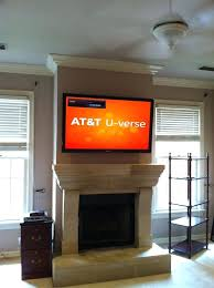 mounting tv above gas fireplace above fireplace too high solutions over gas mounting on brick installing mounting tv above gas fireplace