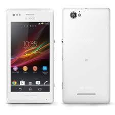 Sony Xperia M 4GB Speicher