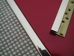 carpet joining strip. laminate floor edging to join floors the professional way | carpetrunners carpet joining strip