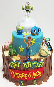 Toy Story Birthday Cake Scrumptions