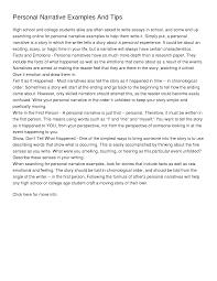 personal narrative essay examples high school our work narrative essay format for middle school cinemafex