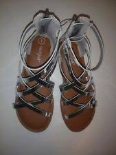 Cat And Jack Shoe Size Chart Us Size 1 All Seasons Girls Sandals For Sale Ebay