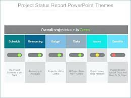 Project Update Template Status Report Ppt Review Pro – Rightarrow ...