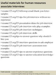 hr guide homepage human resource associate job description