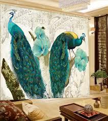 Peacock Living Room Popular Peacock Living Room Curtain Buy Cheap Peacock Living Room