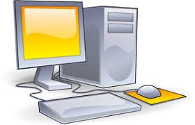 Computer Clip Art 2408 Free Clipart Computer Screen Public Domain Vectors
