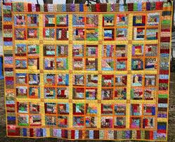 80 best Crumb Quilts images on Pinterest | Crumb quilt, Mosaics ... & Name: Crumb quilt after washing . The blocks are 6.5
