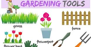 learn gardening tools voary in