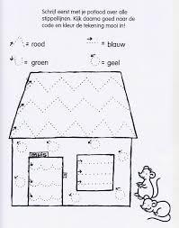 Schrijfmotoriek Huis Google Search Schrift Grafomotricidad
