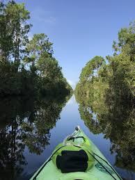 Kayak Fishing The Alligator Slough Coastal Angler The