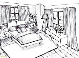 interior design bedroom drawings. Brilliant Drawings 3003x2209 Drawing Design Ideas For Interior Bedroom Drawings I