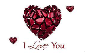 I Love You Heart Wallpapers - Top Free ...
