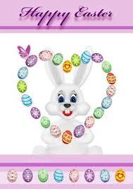 Easter Greeting Card Template Interesting Free Printable Easter Cards Myfreeprintablecards Easter