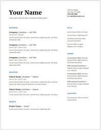 Google Resume Templates Google Resume Templates Best Cover Letter 3