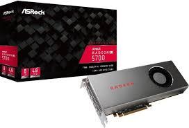 Купить <b>Видеокарта ASRock RADEON RX</b> 5700 в Москве по цене ...