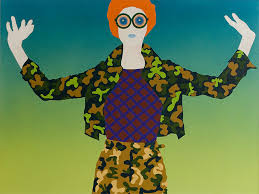visual essay power up female pop art wow kiki kogelniks