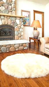 beautiful home office rugs or home office rugs home office rugs new 4 round premium sheepskin new home office rugs