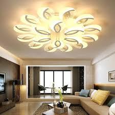 modern led ceiling chandelier lighting dining room plafond avize modern led ceiling chandelier lighting dining room
