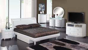 Global Bedroom Furniture Global Furniture Usa Emily Platform Bedroom Collection White Gf