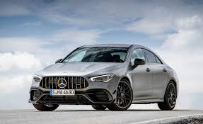 Cla 250, amg cla 35 and amg cla 45. 2020 Mercedes Amg Cla Class Review Pricing And Specs