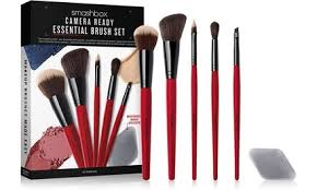 <b>Smashbox Camera Ready</b> Essential <b>Brush</b> Set (6-Piece) | Groupon