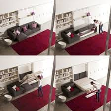 furniture that transforms. Photo Of Resource Furniture - New York, NY, United States. Swing Wall Bed That Transforms