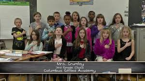 mrs crumley 3rd grade cl columbus gifted academy