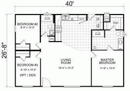 Amhurst By Simplex Modular Homes Ranch FloorplanSimple Floor Plan