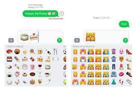 Emoji And Sticker Messages And In Ios 10