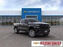 New 2019 Chevrolet Silverado 1500 4x4 Double Cab Custom for ...