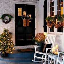 christmas front door decorations40 Cool DIY Decorating Ideas For Christmas Front Porch  Amazing