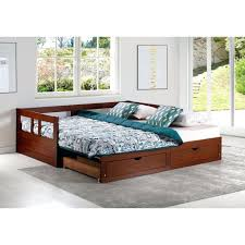 Full Size Bed Frame With Storage Queen Bed Frame With Storage ...