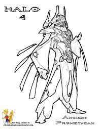 Small Picture Halo Wars Coloring Pages Coloring Home
