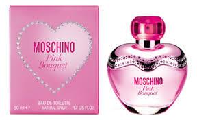<b>Moschino Pink Bouquet</b> — женские духи, парфюмерная и ...