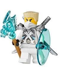 LEGO® Ninjago™ Zane from 70728 - With Techno Blade - The Brick People