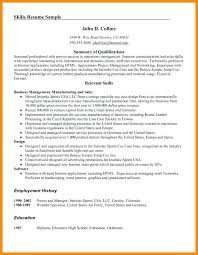 Janitorial Resume Skills Janitor Resume Skills With No Experience