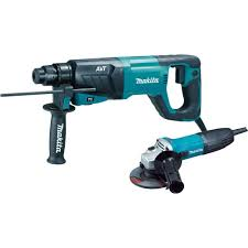 makita hammer drill price list. makita 8 amp 1 in. corded sds-plus concrete/masonry avt rotary hammer drill with 4-1/2 angle grinder hard case-hr2641x1 - the home depot price list