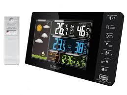 Погодная <b>станция</b> La Crosse MA10920 прогноз погоды на 12 24 ...