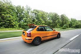 1998 Honda Civic DX - Authentic Appeal