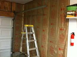 this weekend we re putting up drywall