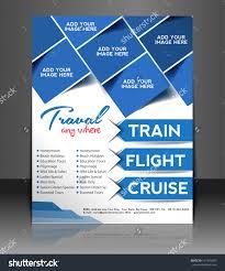brochure tourist brochure template template tourist brochure template medium size