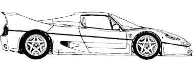 Coloring Pages Of Cool Cars