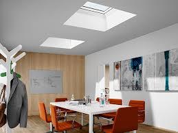 tube office. oakland skylight installation for office daylighting tube