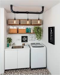 lighting for laundry room. Install An Industrial Style Metal Pipe Lighting Fixture For Laundry Room