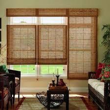 bali blinds home depot. Horizontal Natural Woven Roman Shade Bali Blinds Home Depot I